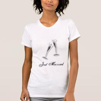 Camiseta Recem casados