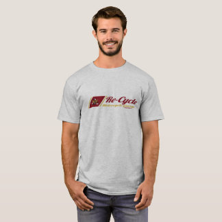 Camiseta Recicl o cardeal da garagem