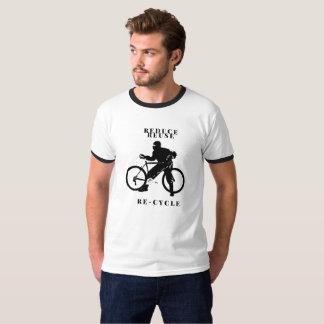 Camiseta Recicl o ladrão