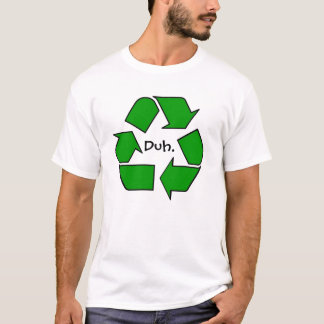 Camiseta Reciclar