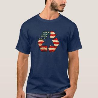 Camiseta Reciclar América