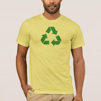 Camiseta reciclável