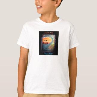 Camiseta Recife azul, design perto: Activewear de Brian