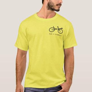 Camiseta Recmbent2, obtêm 'dobraram-se! , Monte um
