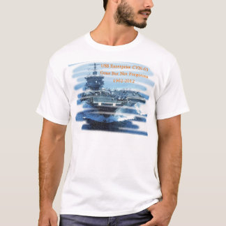 Camiseta Recordando a USS Enterprise CVN-65