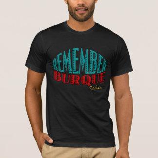 Camiseta Recorde Burque quando…