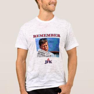 Camiseta Recorde JFK