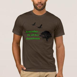 Camiseta Recorde… Nós todos vivemos a versão 2 a jusante