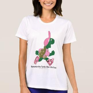 Camiseta Recorde que a tartaruga ganhou a raça