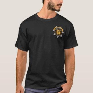 Camiseta Recuperação do fugitivo do agente