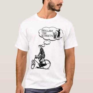 Camiseta recupere as ruas