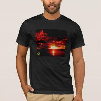 Camiseta Red Eye ao T dos homens de Oahu