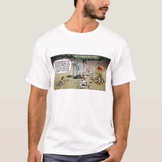 Camiseta Rede conectada em casa