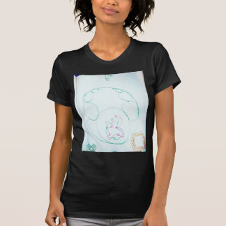 Camiseta Rede de um Sengaku knotty