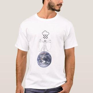 Camiseta rédea no renascimento