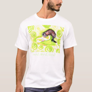 Camiseta Redemoinho, giro, Twirl!