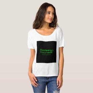 Camiseta Redesign você mesmo
