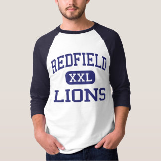 Camiseta Redfield - leões - júnior - Redfield Arkansas