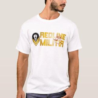 Camiseta Redline a milícia