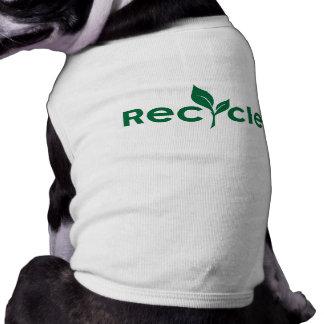 Camiseta Reduza, reúso, recicl
