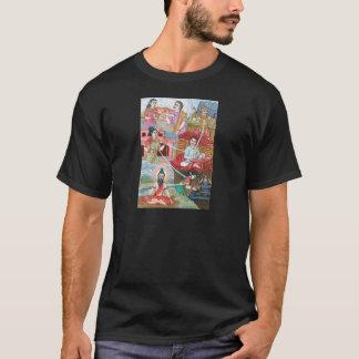 Camiseta Reencarnação, nós todos somos conectados