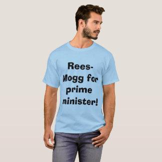 Camiseta Rees-Mogg para o primeiro ministro! T-shirt