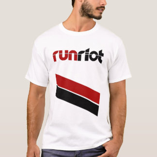 Camiseta refix da cidade do motim