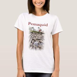 Camiseta Reflexões de Pemaquid
