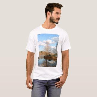 Camiseta Reflexões do lago Alice