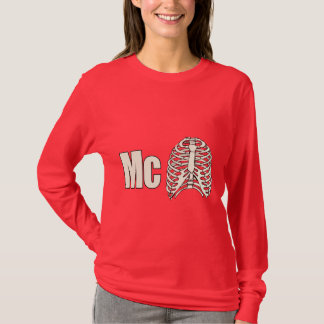 Camiseta Reforços de Mc