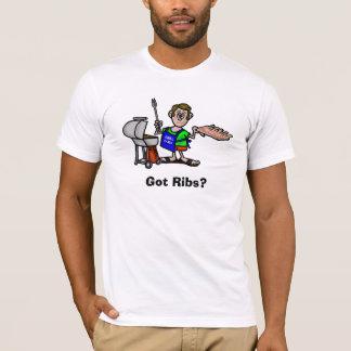 Camiseta Reforços obtidos? T-shirt do CHURRASCO
