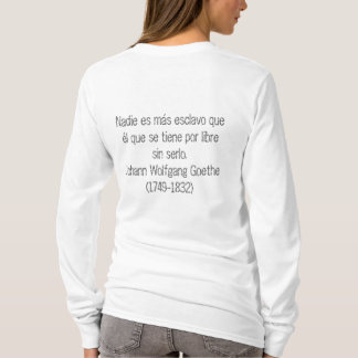 Camiseta ¡ Reforma dos cuidados médicos!