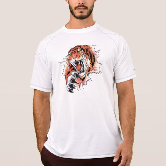 "Camiseta regata masculina ""Tigre"""
