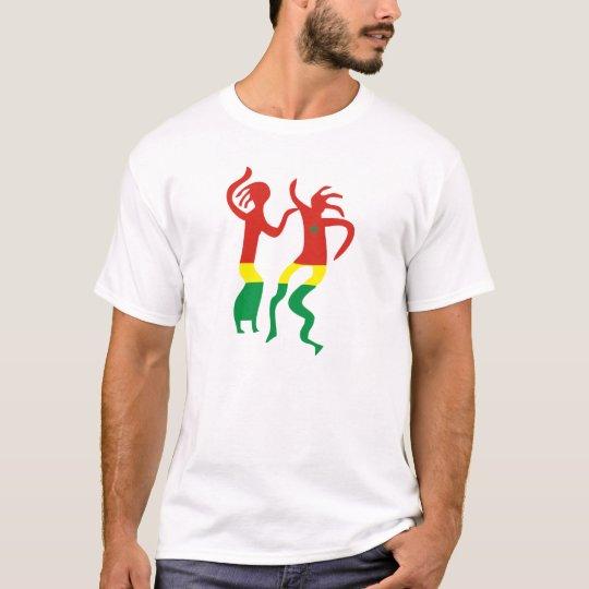 Camiseta Reggae