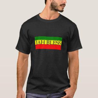 Camiseta Reggae Jah bless