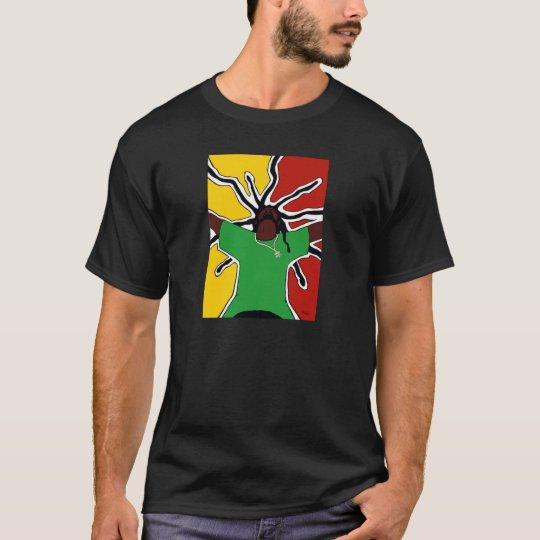 Camiseta Reggae Liberdade
