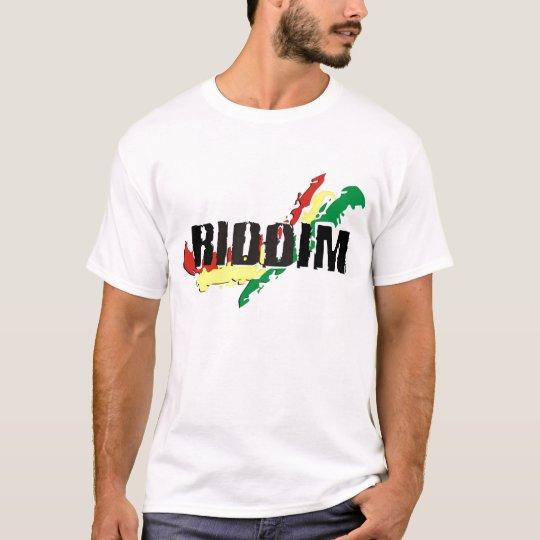 Camiseta Reggae Riddim