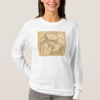 Camiseta Região 42 dos grandes lagos