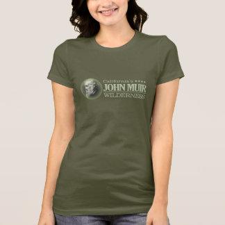 Camiseta Região selvagem de John Muir