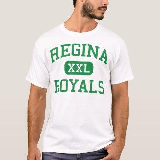 Camiseta Regina - Royals - segundo grau - Euclid sul Ohio