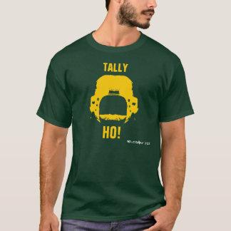 Camiseta Registro Ho