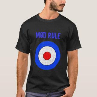 Camiseta Regra da modificação