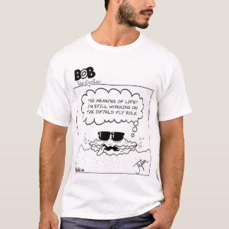 Camiseta Regra da mosca de campo de Bob