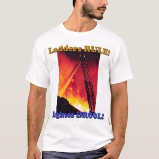 Camiseta REGRA das escadas!