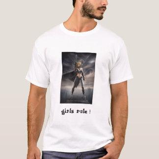 Camiseta regra das meninas!