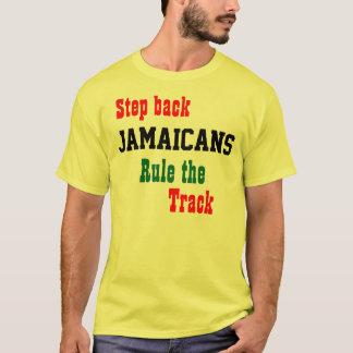 Camiseta Regra de Jamaicans os t-shirt das olimpiadas da