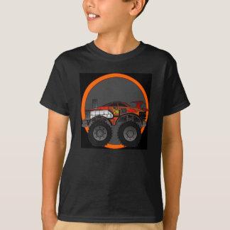 Camiseta Regra de Trux do monstro