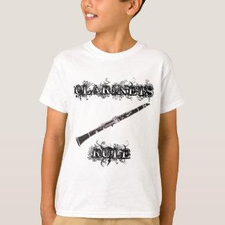 Camiseta Regra dos clarinetes