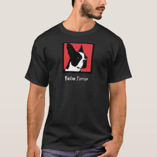 Camiseta Regra dos terrier de Boston!