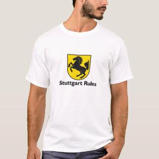Camiseta Regras de Estugarda